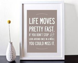 original_life-is-fast-typo-poster-or-canvas
